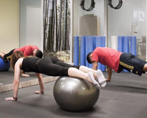 Yoga y Pilates